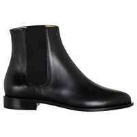 Hobbs Logan Leather Chelsea Ankle Boots
