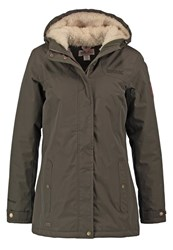 Regatta Brodiaea Outdoor Jacket Dark Khaki