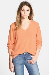 Wildfox Couture Women's Wildfox V Neck Pullover Happiness