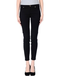 7 For All Mankind Casual Pants Black