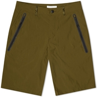Nike Apparel Nike White Label Wvn Tech Short Faded Olive And Black