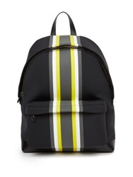 Givenchy Striped Backpack Black Multi
