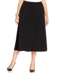 Jm Collection Woman Jm Collection Plus Size A Line Skirt Only From Macy's