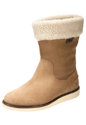 Lacoste Ansell Winter Boots Tan Camel