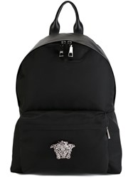 Versace Collection Medusa Backpack