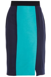Roksanda Ilincic Norwood Color Block Skirt