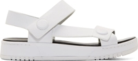 3.1 Phillip Lim White Leather Sandals