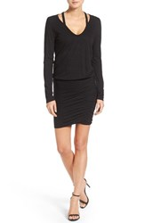 Pam And Gela Women's Blouson Dress
