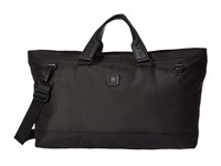 Victorinox Lexicon 2.0 Weekender Deluxe Carryall Tote Black Weekender Overnight Luggage