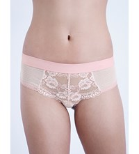 Passionata Bloom Lace Hipster Briefs Delicate Rose