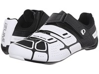 Pearl Izumi Select Rd Iv White Black Men's Cycling Shoes