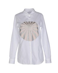 Dries Van Noten Shirts Shirts Women White