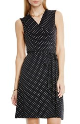 Women's Vince Camuto Polka Dot Wrap Dress