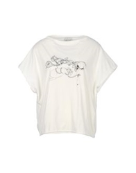 Aplus Organic Collection Short Sleeve T Shirts White