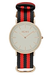 Ichi Watch Black