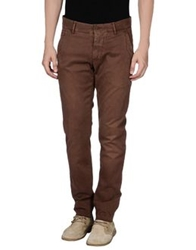 Nichol Judd Casual Pants Brown