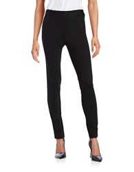 Laundry By Shelli Segal Knit Skinny Pants Black