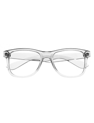 Pixie Market Mila Clear Glasses