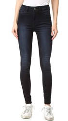 Dl1961 Jessica Alba No.1 Super Skinny Ultra High Rise Jeans Kinetic
