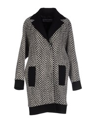 Emanuel Ungaro Coats And Jackets Coats Women Black