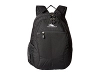 High Sierra Curve Daypack Black Day Pack Bags