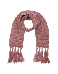 Barts Accessories Oblong Scarves Women Pastel Pink