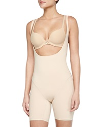 Wacoal Smooth Complexion Open Bust Mid Thigh Shaper