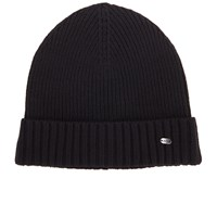 Hugo Boss Green C Fati 2 Beanie Black