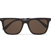 Bottega Veneta D Frame Tortoiseshell Acetate And Metal Sunglasses Tortoiseshell