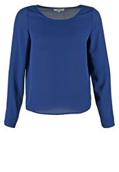 Zalando Essentials Blouse Dark Blue
