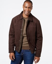 Weatherproof Bomber Jacket Brown