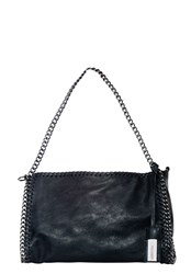 Hallhuber Chain Handle Bag Black