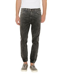 Levi's 153 Slim Straight Jogger Charcoal Jeans Grey