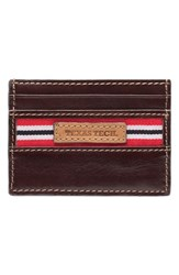 Men's Jack Mason Brand 'Tailgate Texas Tech Red Raiders' Card Case