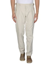 Coast Weber And Ahaus Casual Pants Light Grey