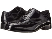 Florsheim Lexington Wingtip Oxford Black Legacy Men's Lace Up Wing Tip Shoes