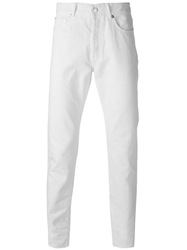 Givenchy Classic Slim Jeans White