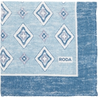 Roda Neat Pocket Square Lt. Blue