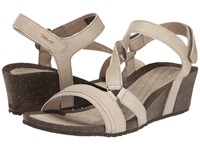 Teva Cabrillo Crossover Wedge Dune Women's Sandals Taupe