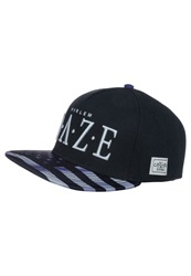 Cayler And Sons Harlem Haze Cap Black Purple White