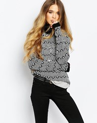 Blend She Maysie Jumper Black