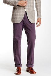 Peter Millar Raleigh Washed Twill Pant Purple