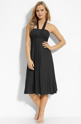 Women's Elan Convertible Cover Up Dress Black
