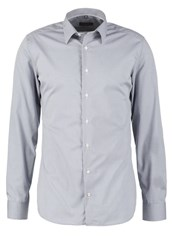 Eterna Slim Fit Formal Shirt Grau Grey