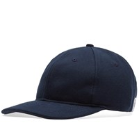 Reigning Champ 6 Panel Cap Blue