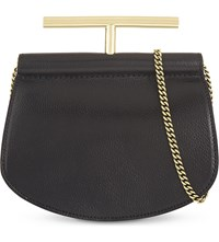 Petar Petrov Pull It Leather Cross Body Black