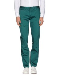 Guess Trousers Casual Trousers Men Deep Jade