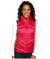 The North Face Aconcagua Vest Cerise Pink Women's Vest