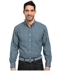 Vineyard Vines Algonquin Plaid Classic Murray Shirt Holly Men's Clothing Red