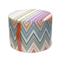 Missoni Home Kew Cylindrical Pouf T59